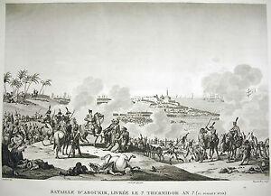 Batalla-del-Nilo-Egipto-Almirante-Nelson-Napoleon-Bonaparte-1815-Swebach