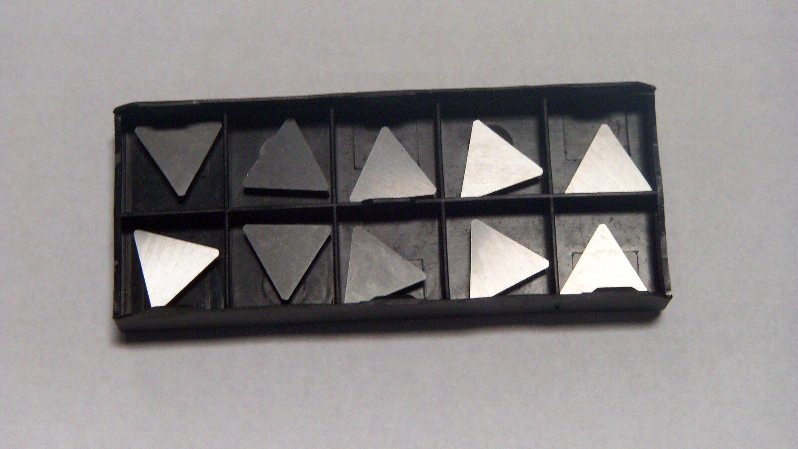 TPU 321 C5//C6 Carbide Inserts 10 pieces