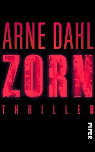 1 von 1 - Zorn ► Arne Dahl (Taschenbuch Großformat)  ►►►UNGELESEN