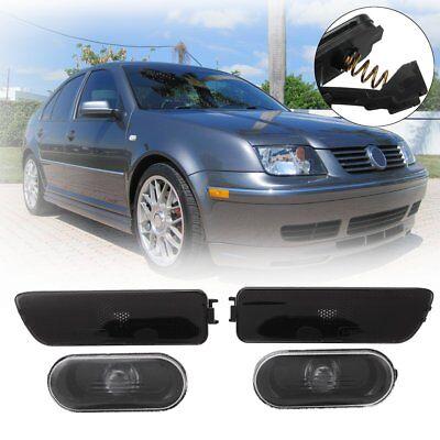 2Pcs Car Marker Light Turn Signal Lamp For VW GTI//JETTA//RABBIT MK5 2005-2009 US