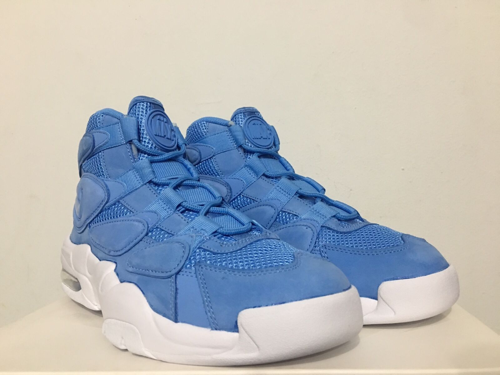 separation shoes 93120 925c5 Nike Air Max 2 Uptempo 95 AS QS Blue White Men Basketball Shoes 922931-400  43   Acquisti Online su eBay