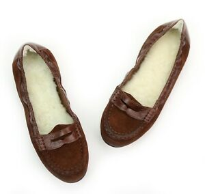 UGG Australia Collection Penny Loafer Stout Leather ...