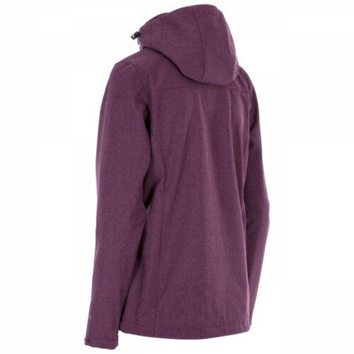 TP4615 Trespass Womens//Ladies Claren II Waterproof Softshell Jacket