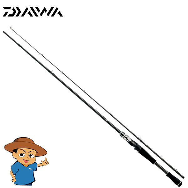 Daiwa CRONOS 662MB Medium 6'5 freshwater bass fishing baitcasting rod pole