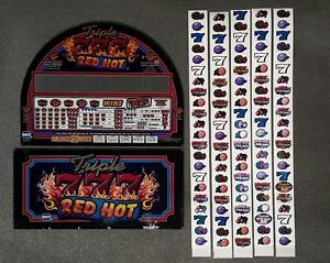 Red Hot Progressive Slot Machine