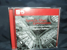 Tallis – Spem In Alium / Lamentations -King's College Choir / Stephen Cleobury