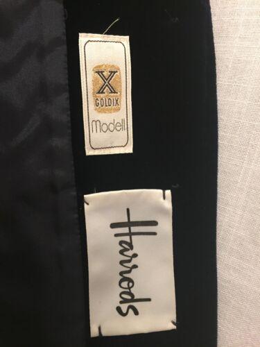 navy 36 Harrods Velluto blu Sz Er Modell S Us Womens Goldix Blazer 6 foderato qwrgzBqaO