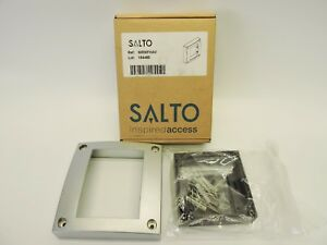 Details about Salto Wall Reader ANti Vandal Frame Surface Mount WRMFHAV New