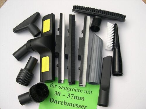 Saugdüsen Set 11-tg DN35//40 Kärcher NT Sauger  Staubsauger Industriesauger