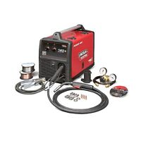 Lincoln Power Mig 140c Mig Welder Pkg. K2471-2