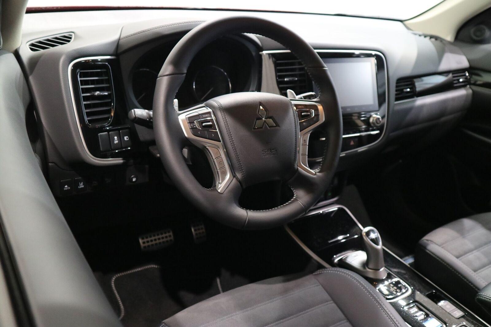 Mitsubishi Outlander 2,4 PHEV Intense CVT 4WD - billede 10