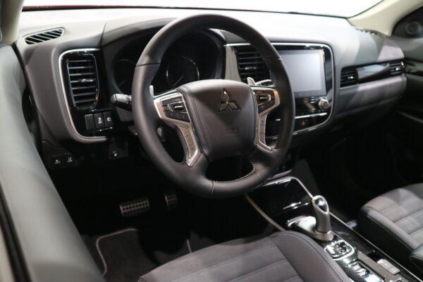 Mitsubishi Outlander 2,4 PHEV Intense CVT 4WD billede 10