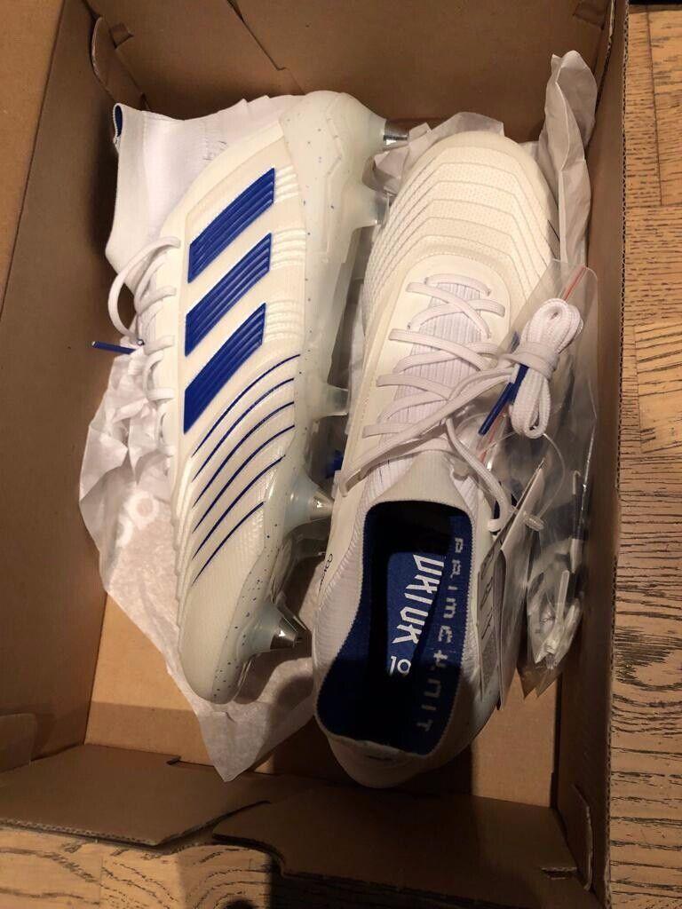 Adidas ProssoATOR 19.1 SG sautope da calcio nuove, mai mai