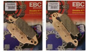 EBC HH Front Brake Pads For Suzuki 2003 DL1000 V-Strom K3