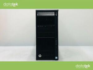 HP Z840 - 2 x E5-2620 v3, 32GB DDR4, Nvidia Quadro 4000, Win10, Inc 6TB Solution