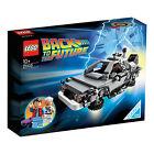 LEGO Ideas DeLorean Zeitmaschine (21103)