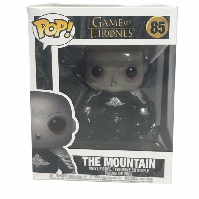 """Game of Thrones Vinyl The Mountain Masked 6/"""" Super-Sized Pop"""