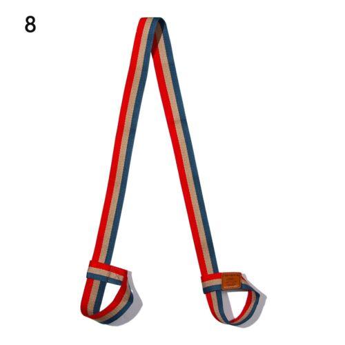 Carry Straps Yoga Mat Strap Sport Sling Shoulder Adjustable Belts Yoga Belt