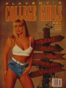 Playboy's College Girls February 1991 | Wendy Christine   #3676