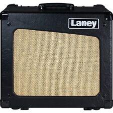 Laney CUB-12R 15W 1x12 Tube Guitar Combo Amp Black LN