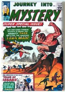 Journey into Mystery #97 FRIDGE MAGNET comic book