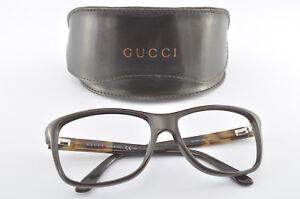 GUCCI-Brille-Mod-GG-3625-DKP-54-15-130-Vintage-Eyeglasses-Frame-Lunettes-NOS