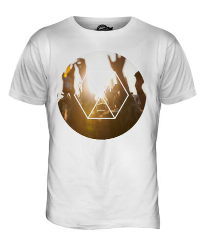 MUSIC FESTIVAL FASHION PRINT MENS T-SHIRT TEE TOP GIFTCLOTHES INDIE