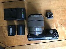 Sony NEX 5n with 18-55 lens