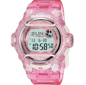 Casio Baby-G * BG169R-4 Color Gloss Metallic Jelly Pink for Women COD PayPal MOM