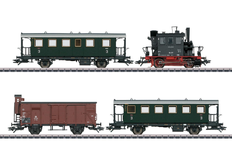Marklin ho 26609 de pasajeros rce con vagones (pmg) - mfx + sonidos-nuevo + embalaje original