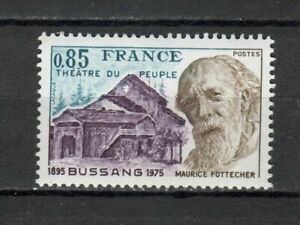 s25156-FRANCE-1975-MNH-Bussang-theatre-1v