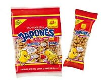 14 Packs - De La Rosa Cacahuate Japones Nishiyama Mexican Candy Cocktail Peanuts