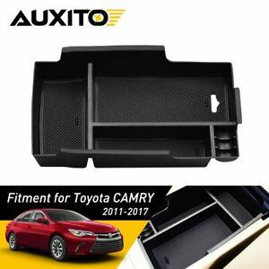 Armrest Storage Box for Toyota RAV4 2014 2015 2016 2017-18 Central Interior Tray