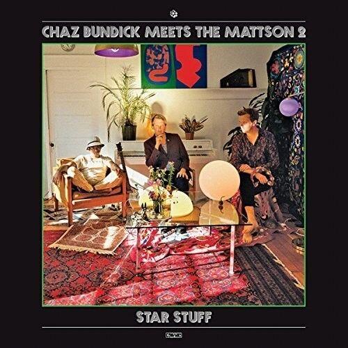 Chaz Bundick Meets The Mattson 2 - Star Stuff [New Vinyl LP] Clear Vinyl, Digita