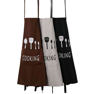Brief-Style-Aprons-Unisex-Kitchen-Aprons-Restaurant-Home-Bib-Cotton-Apron-3C