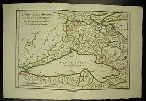 Phocis-the-Capture-And-All-Country-Of-Locriens-Card-C-1790-Barbie-Hedgerow-Map