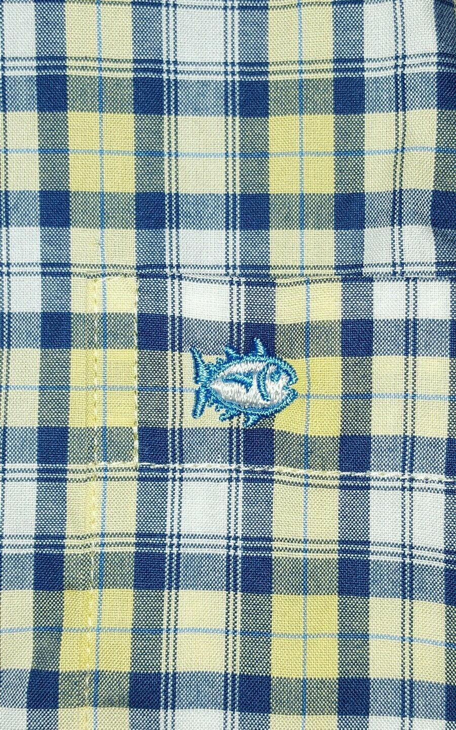 NEW Southern Tide L S Button-Front Shirt Men's  Medium