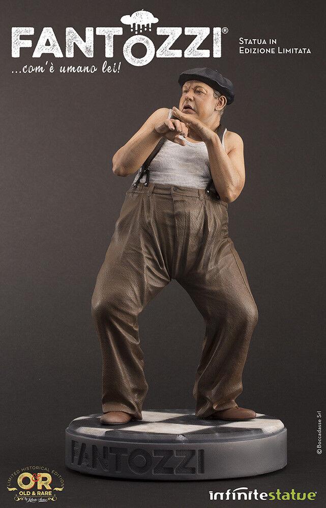 Contador Ugo Fantozzi Paolo Pueblo Infinite Statue Limited Edition Cult Now