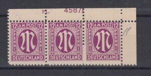 V-au-Postal-7-X-Numero-de-la-Plaque-Superieur-Bord-Anguleux-3er-Gp-Hettler