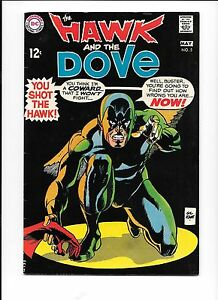 The-Hawk-and-the-Dove-5-Apr-May-1969-DC-Teen-Titans-cameo
