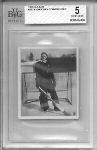 1929 Sultan Ice Hockey Goalie 232 Bvg 5 Ex Vintage Hockey Card Ebay