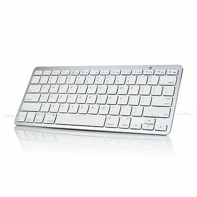 "WIRELESS KEYBOARD FOR SAMSUNG GALAXY S6 & MINI NOTE 8.0"" MEGA 6.3"" SMART TV LED"