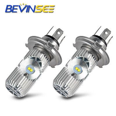 For Arctic Cat M8000 2014-2019 Headlight H4 9003 LED 6500K 80W 1500LM 2x Bulbs