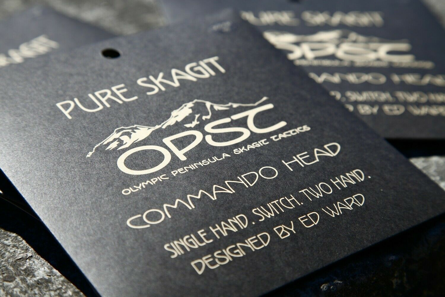 OPST Commando  Skagit Shooting Head - 400 Grain - Spey Fly Line - FREE SHIPPING   free delivery