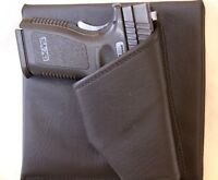 Sw S&w Airweight 442 Revolver Purse Holster Black Rh Rev Creative Conceal Carry