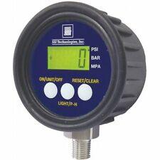 Ssi Mg1 3000 A 9v R Digital Pressure Gauge 0 To 3000 Psi 14 In Mnpt