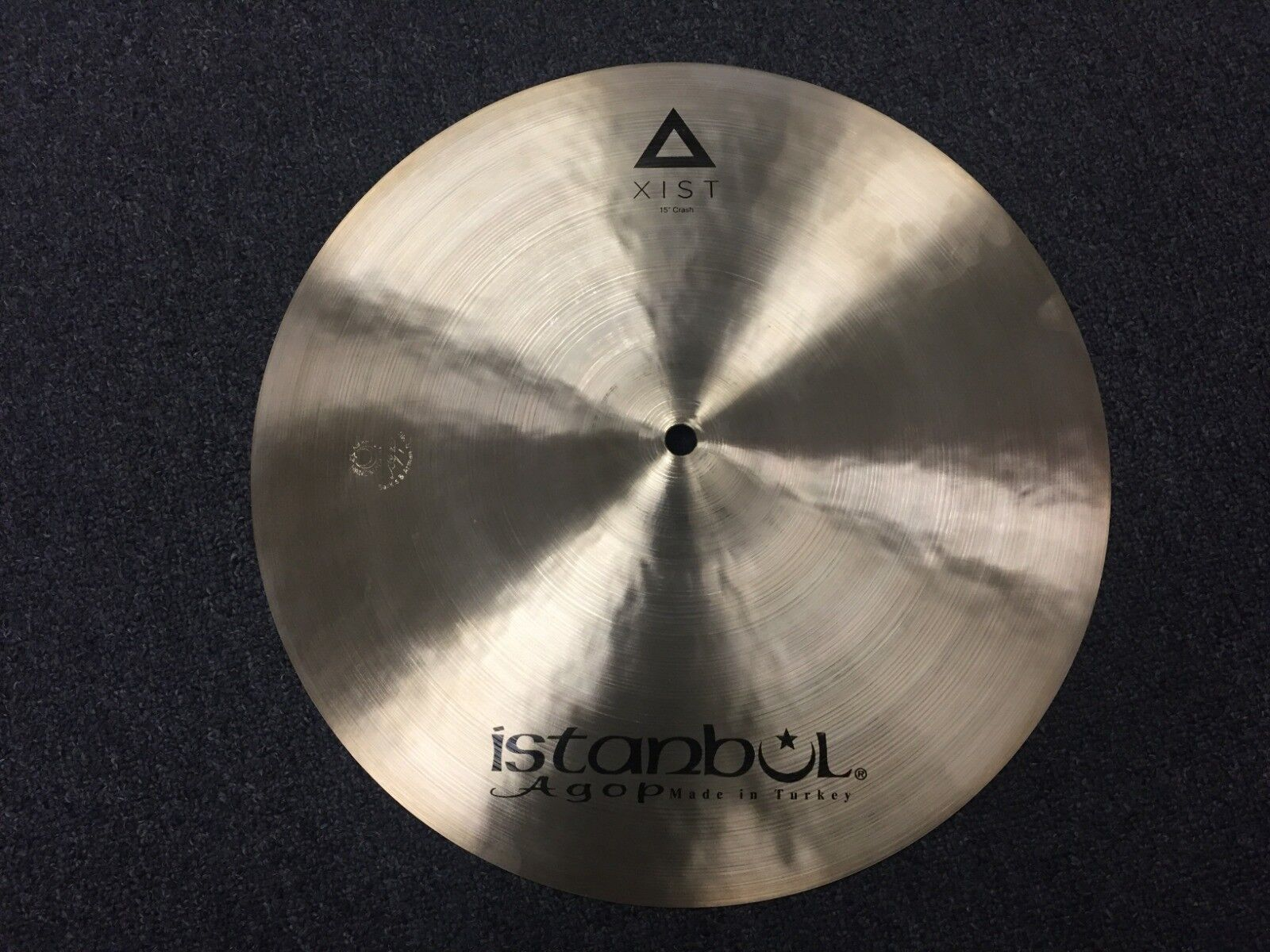 Istanbul Agop 15  Xist Xist Xist Series Crash Cymbal 79216a