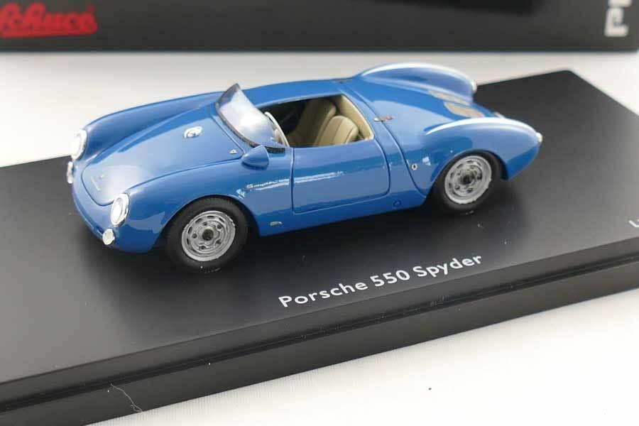 migliori prezzi e stili più freschi PORSCHE 550 SPYDER-SCHUCO 1 43 43 43  incentivi promozionali