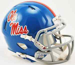 Enjoyable Mississippi Ole Miss Rebels Football Helmet Birthday Wedding Event Funny Birthday Cards Online Fluifree Goldxyz