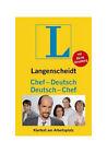 Langenscheidt Chef-Deutsch/Deutsch-Chef von Bernd Stromberg (2007, Gebundene Ausgabe)